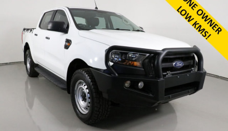 2016  Ford Ranger Xl Plus Cab Chassis Double Cab