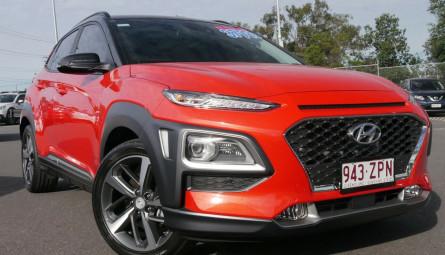 2020  Hyundai Kona Highlander Wagon