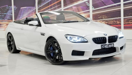 2016  BMW M6Convertible