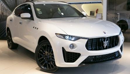 2019  Maserati Levante Gransport Wagon