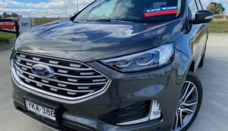 2019 Ford Endura Titanium Wagon