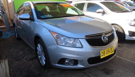 2014  Holden Cruze Equipe Sedan