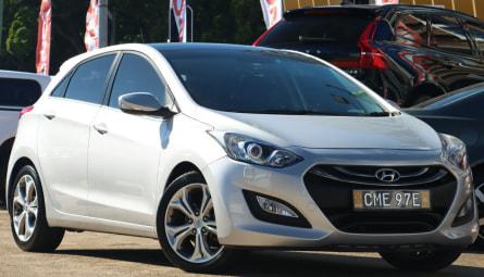 2012  Hyundai i30 Premium Hatchback