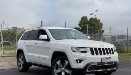 2013 Jeep Grand Cherokee Limited Wagon