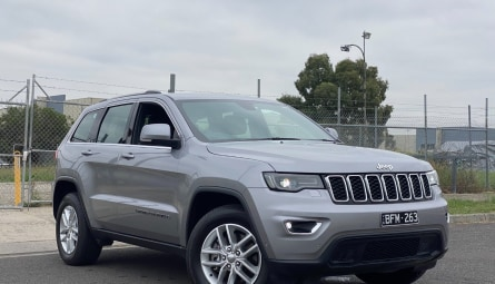 2018 Jeep Grand Cherokee Laredo Wagon