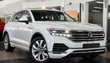 2020  Volkswagen Touareg 210tdi Elegance Wagon