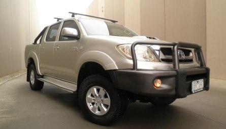 2009  Toyota Hilux Sr5 Utility Dual Cab