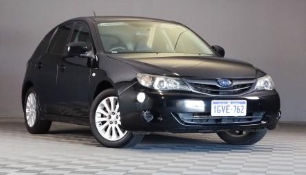 2011 Subaru Impreza R Hatchback