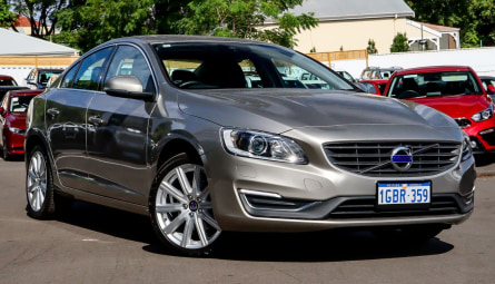 2016 Volvo S60 T5 Luxury Sedan