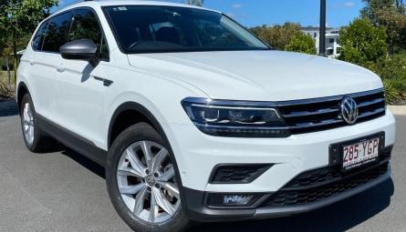 2018 Volkswagen Tiguan 110TDI Comfortline Allspace Wagon