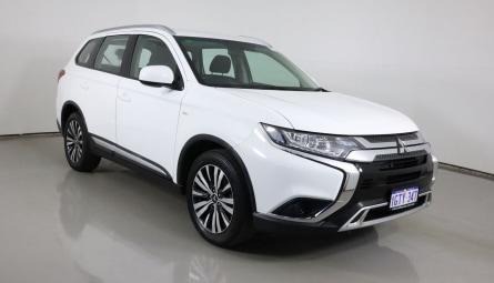 2018  Mitsubishi Outlander Es Wagon
