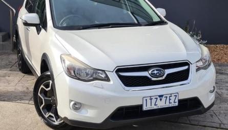 2013  Subaru XV 2.0i-s Wagon
