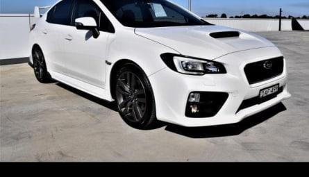 2015 Subaru WRX Premium Sedan