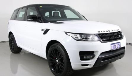 2014  Land Rover Range Rover Sdv6 Se Wagon