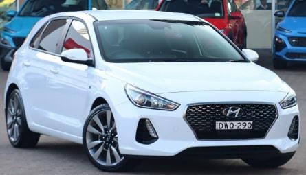 2018 Hyundai i30 SR Hatchback