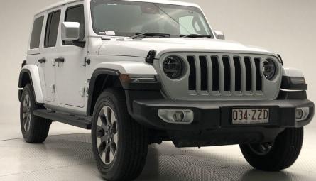 2020  Jeep Wrangler Overland Hardtop