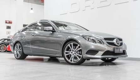 2013 Mercedes-Benz E400 E400 Coupe