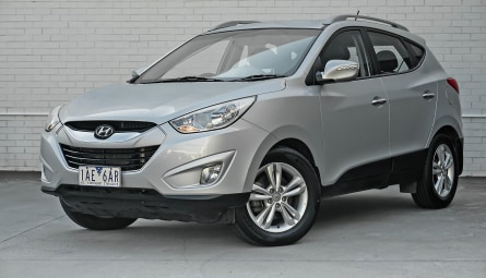 2013 Hyundai ix35 Elite Wagon