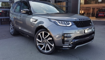 2018  Land Rover Discovery Td6 Hse Wagon