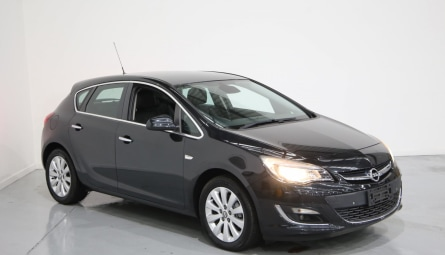 2013  Opel Astra Select Hatchback
