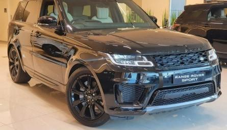 2021  Land Rover Range Rover Sport Di6 221kw Hse Wagon