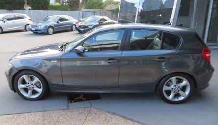 2008 BMW 1 Series 120i Hatchback