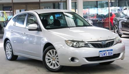 2009 Subaru Impreza R Hatchback