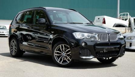 2015 BMW X3 xDrive28i Wagon