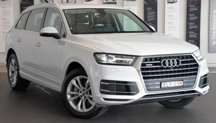 2018 Audi Q7 TDI Wagon