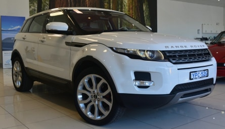 2011  Land Rover Range Rover Evoque Sd4 Pure Wagon