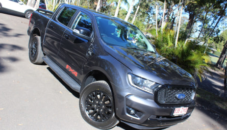 2019  Ford Ranger Fx4 Pick-up Double Cab