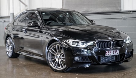 2018  BMW 3 Series 318i M Sport Sedan