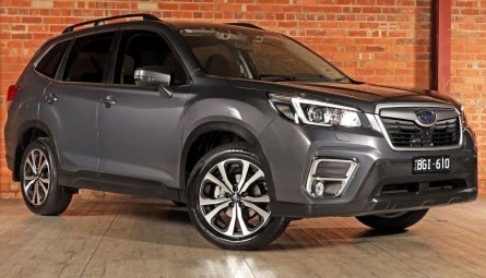 2020 Subaru Forester 2.5i Premium Wagon