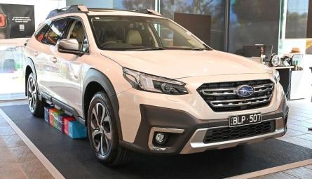 2020 Subaru Outback AWD Touring Wagon