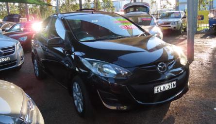2010 Mazda 2 Genki Hatchback