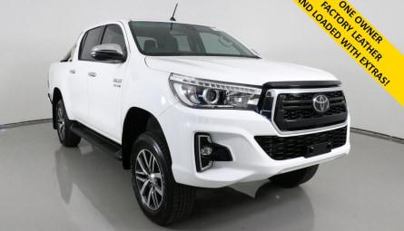 2020 Toyota Hilux SR5 Utility Double Cab