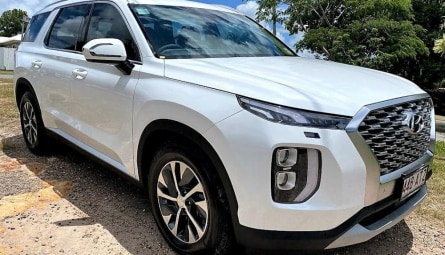 2020  Hyundai PalisadeWagon