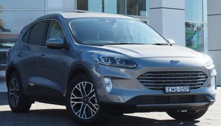 2020  Ford EscapeWagon