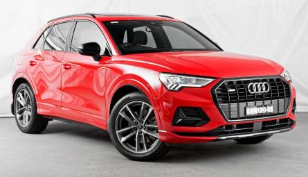 2020 Audi Q3 40 TFSI Wagon