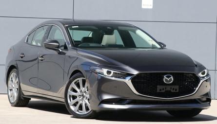 2021  Mazda 3 G25 Astina Sedan