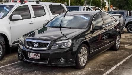 2006  Holden CapriceSedan