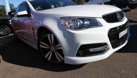 2015  Holden Commodore Sv6 Sedan