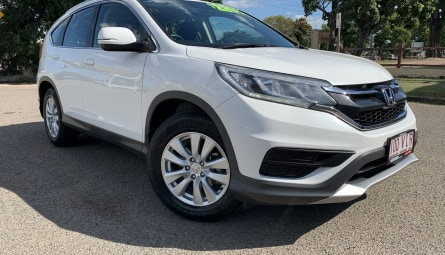 2014  Honda CR-V Vti Wagon