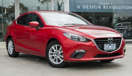 2014 Mazda 3 Touring Sedan