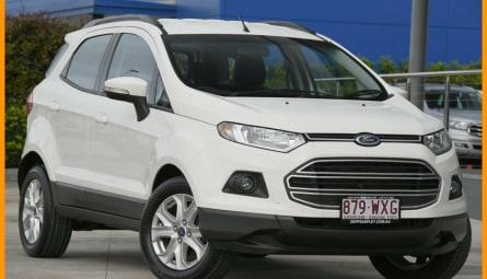 2016  Ford Ecosport Trend Wagon