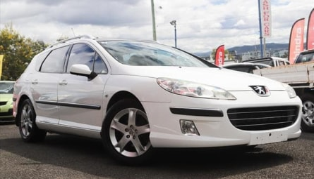2007 Peugeot 407 ST HDi Touring