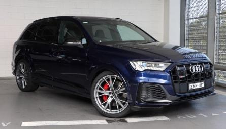 2020  Audi SQ7 Tdi Wagon