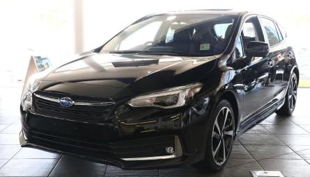 2021 Subaru Impreza 2.0i-S Hatchback