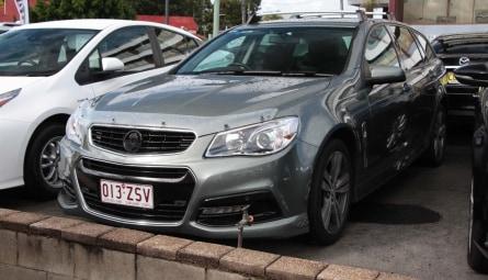 2014  Holden Commodore Sv6 Sportwagon
