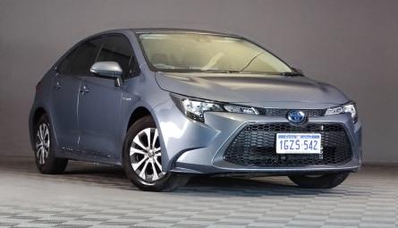 2020 Toyota Corolla Ascent Sport Hybrid Sedan